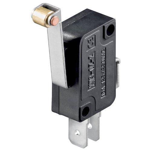 Unbekannt 10 Stück Mikroschalter, Wechselschalter / 1 polig MS 3 - Tür-endschalter