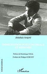 Immigration postcoloniale et mémoire