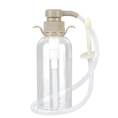 ZenMedix Darmreinigungs-Set | Premium Einlauf-set für Darmeinlauf | Einlaufbecher zur Reinigung des Darms | Komplettes Irrigator-Set für Darmeinlauf | Klistier-Einlauf zur inneren Reinigung