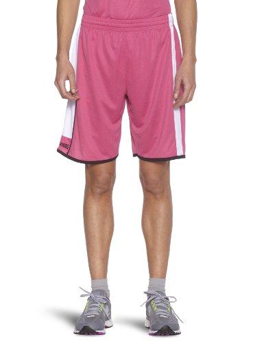 Pink Womens Basketball (Spalding Damen Shorts 4Her, pink, XL, 301544408)