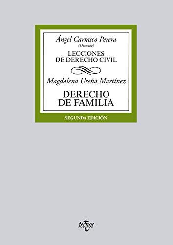 Derecho de Familia (Derecho - Biblioteca Universitaria De Editorial Tecnos)