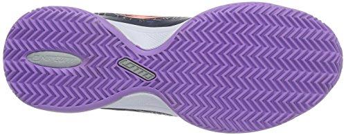 Lotto Damen Viper Ultra II cly W Tennisschuhe Violett (VIO DGT/CRL DIV)