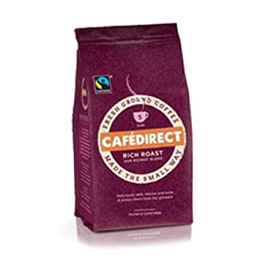 Cafe Direct Roast & Ground Coffee - Rich from Cafe Direct