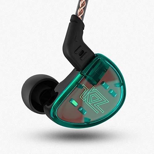 KZ AS10 Auricular HiFi Estéreo Estéreo Cinco equilibrado