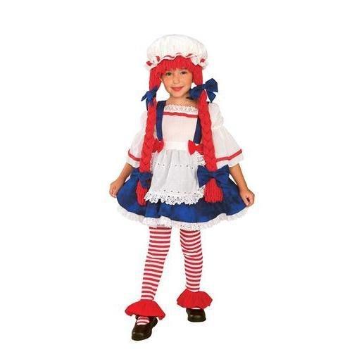 Rag Fancy Dress Kostüm Doll - Toddler Rag Doll Fancy dress costume Toddler