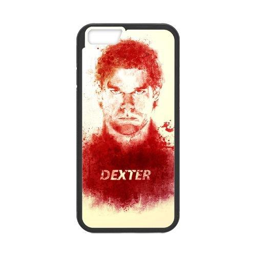 Dexter Blood coque iPhone 6 Plus 5.5 Inch Housse téléphone Noir de couverture de cas coque EBDXJKNBO09569