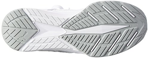 Puma Ignite Evoknit Wn's, Chaussures de Running Compétition Femme Blanc (Puma White-quarry-vaporous Gray 02)