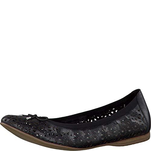 be08315d Tamaris 1-1-22185-22 Women Classic Ballerinas,Flats,Summer Shoe