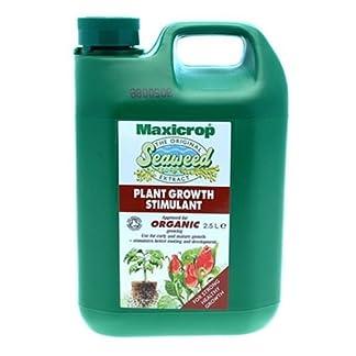 3XMaxicrop 140210 2.5L Original Organic Seaweed Extract 3XMaxicrop 140210 2.5L Original Organic Seaweed Extract 413ACDd3lcL