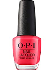 OPI Vernis à Ongles Nuances de Rouge on Collins Ave, 15 ml