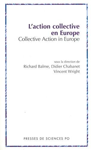 Lire en ligne L'action collective en Europe. Collective Action in Europe epub pdf