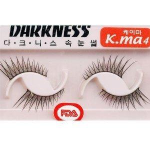 Darkness False Eyelashes K-ma 4 by False Eyelashes K-ma 4