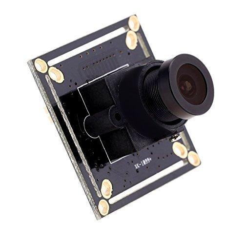 "LHI FPV 1/4 ""CCD 1000TVL HD Ultraleicht Kamera 2.8mm Objektiv-Minikamerarecorder für QAV250 Quadcopter Race Copter"