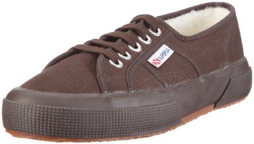 Superga 2750- COBINU S002KI0 Unisex - Erwachsene Fashion Sneakers Braun (Full Dk Coffee)