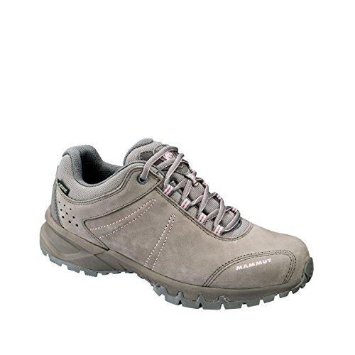 Mammut Damen Trekking- & Wander-Schuh Nova III Low GTX , Grau (ash-rose) , EU 38 - Ash Damen Schuhe Stiefel