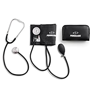 Primacare Classic Blutdruck-Messgerät mit D-Ring, für Erwachsene