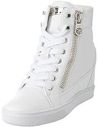 GUESS Footwear Active Lady, Zapatillas Altas Para Mujer