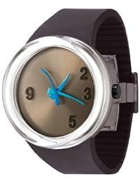 ODM DD123-5 - Reloj de pulsera para hombre, color blanco negro
