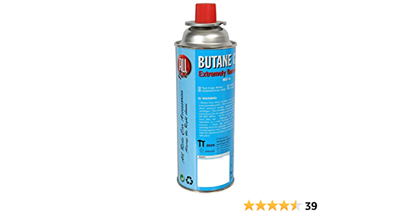 Gas Stove Universal Butane Gas Cartridges for Camping Stove and Weed Killer Camping Butane Gas