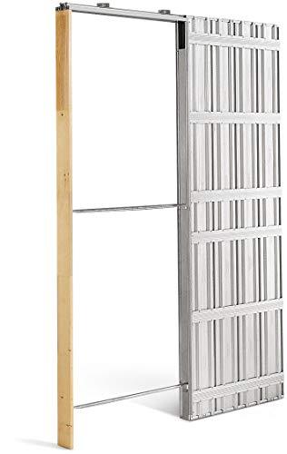 Contre-châssis pour portes coulissantes SCRIGNO GOLD placo 80x210