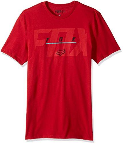 Fox Head -  T-shirt - Uomo Cranberry