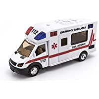 Toys Outlet Emergency Ambulance 5401168283. Ambulancia