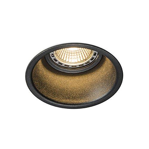 qazqa-design-moderne-spot-a-encastrer-encastrables-dept-noire-aluminium-rond-compatible-pour-led-gu1