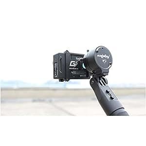 Feiyu Steadycam Handheld 2-Axis Gimbal Brushless - Stabilisateur Portable Professionnel 2 Axes à Cardan