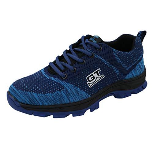 EERTX - ♛♛Laufschuhe Damen Turnschuhe Sportschuhe Straßenlaufschuhe Sneaker Atmungsaktiv rutschfest Trainer für Running Fitness Gym Outdoor Atmungsaktive Freizeitschuhe