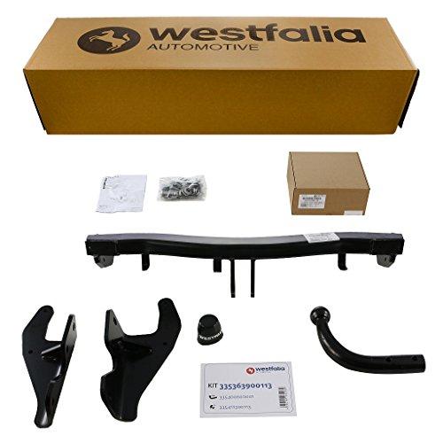 Westfalia 335363900113 Anhängerkupplung Und Elektrosatz