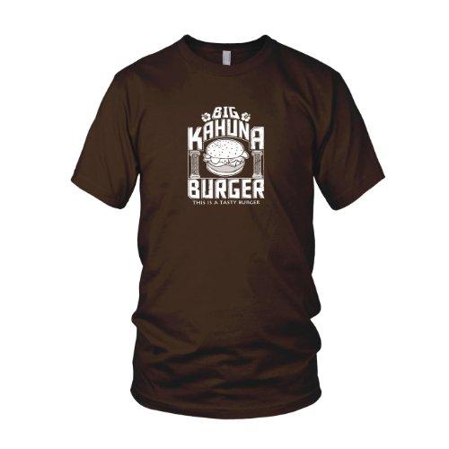 Herren T-Shirt, Größe: M, Farbe: braun (Vincent Vega Und Jules Kostüm)