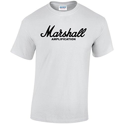 IDHERTFORD Herren T-Shirt Weiß