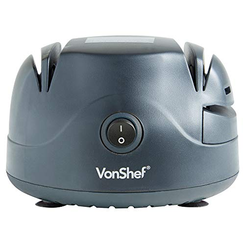 VonShef Electric Two Stage Knife...