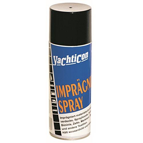 Yachticon Imprägnierspray 400 ml, 450/369 (Zelt Wasserdicht Spray)