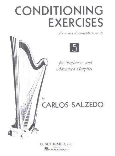 Carlos Salzedo Conditioning Exercises Harp par Various