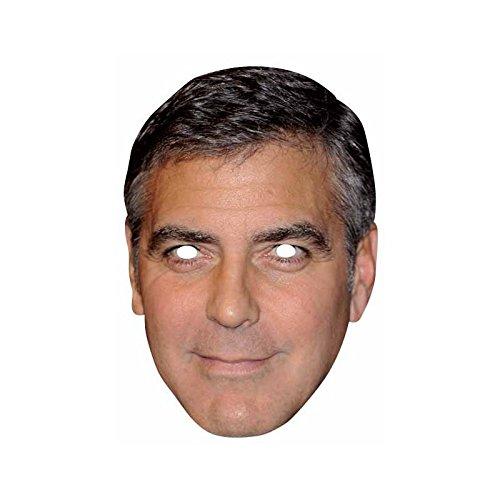 George Clooney - Maske (Maskarade Maske)