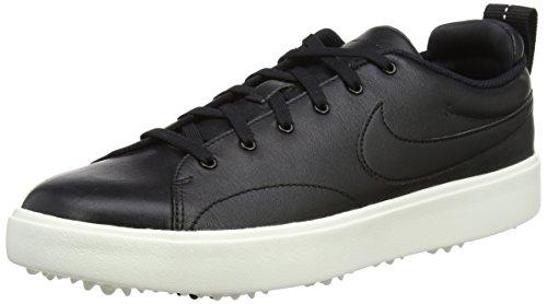 Nike Course Classic, Chaussures de Golf Homme, Noir (Black/Sail), 44.5 EU