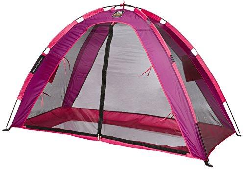 Deryan Schlafzelt/Bed-Tent Kleuter für Peuter Bettgestell, Bettgestell NICHT inklusive, pink