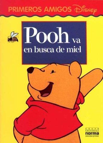 Pooh Va En Busca de Miel por Inc Disney Enterprises