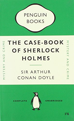 Casebook of Sherlock Holmes Notebook (Penguin Notebooks)