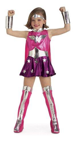 DC Comics Wonder Woman Child's Costume - Small