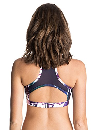 Roxy soutiens-gorge de Sports Bra Bleu - Bright White-6