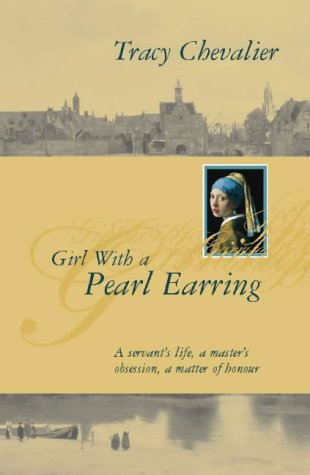 Book cover for Girl with a Pearl Earring