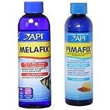 API PIMAFIX 118 Ml And API MELAFIX 118 Ml | Happy Fins
