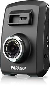 PAPAGO GS330-US GoSafe 330 Full HD 1080P Dashcam (Black) Style: 1080p Dashcam