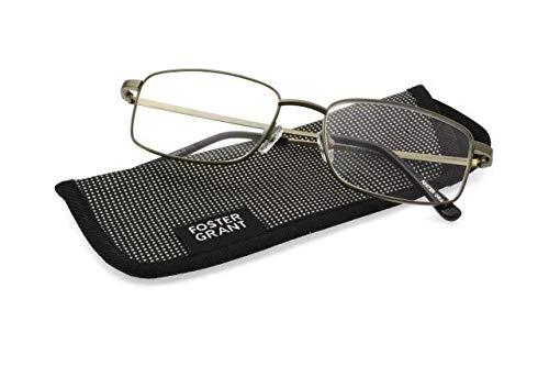 30c40bfa99c Foster Grant Tech T10 Men s +1.50 Reading Glasses by Foster Grant