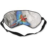 Parrot Colorful Pattern Sleep Eyes Masks - Comfortable Sleeping Mask Eye Cover For Travelling Night Noon Nap Mediation... preisvergleich bei billige-tabletten.eu