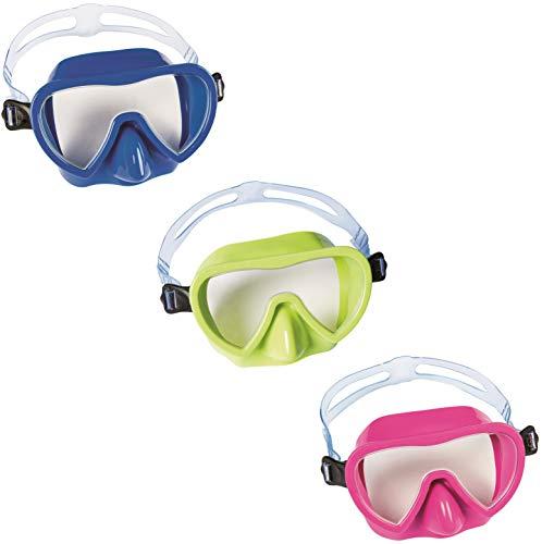 Bestway Hydro-Swim Tauchmaske, für Kinder Guppy, sorti… | 06942138946529
