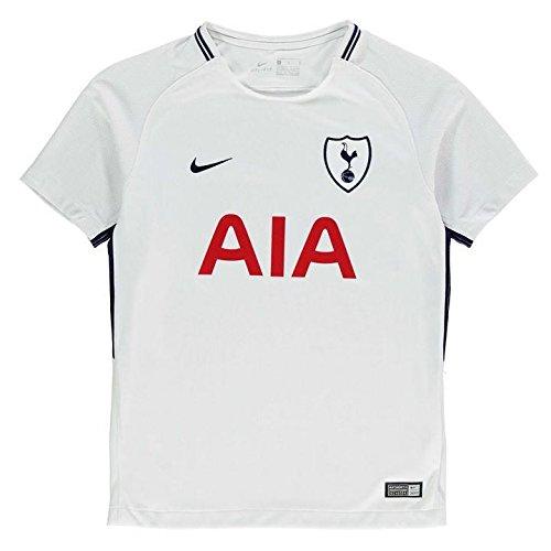 2017-2018-Tottenham-Home-Nike-Football-Shirt-Kids