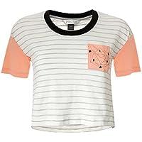 Nikita Outcrop Camiseta, Mujer, Blanco, S